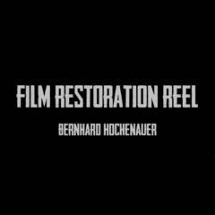 digital film restoration reel